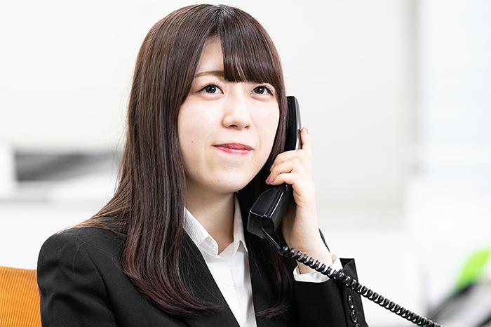 テレフォンアポインター事務/本社