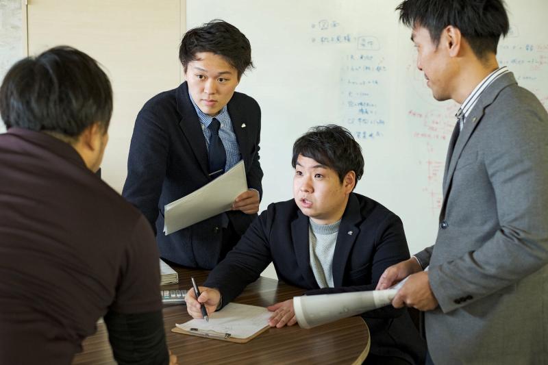 賃貸住宅リフォームの反響営業/横浜中央センター【中途】